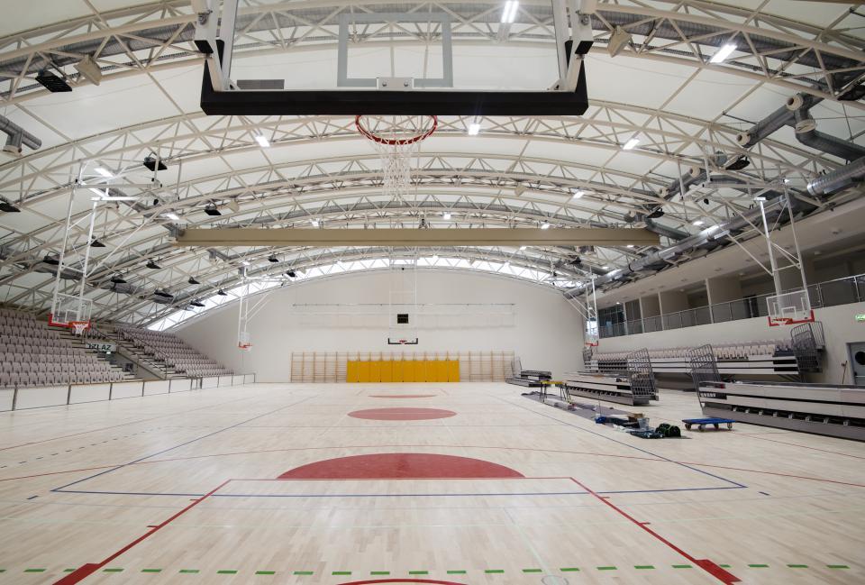 Sportska dvorana Omis